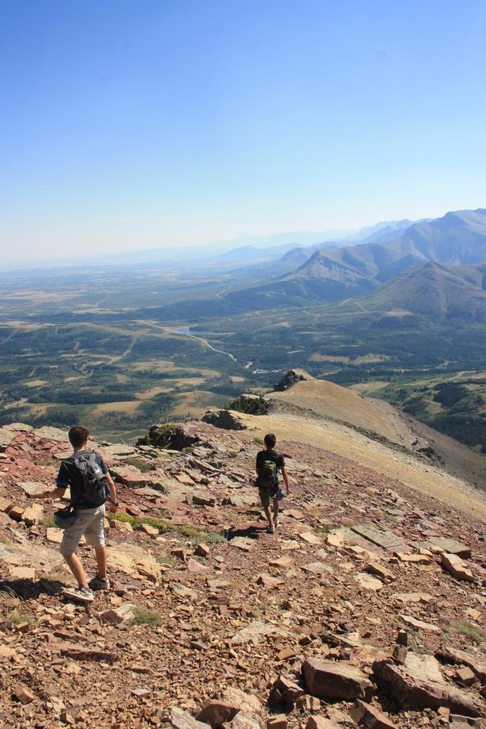 Prairie Bluff Summit