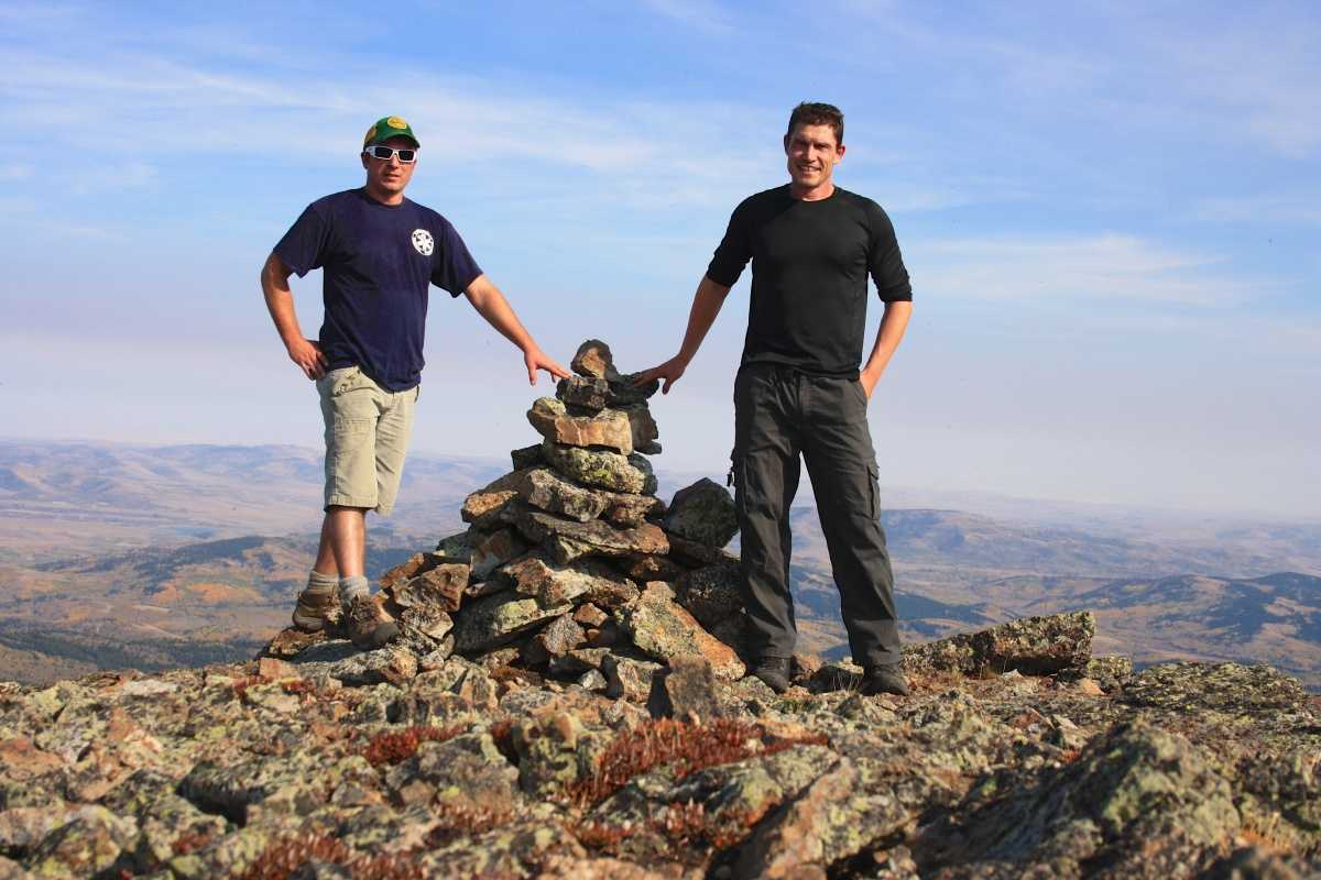 Saddle Mountain, 22 September 2012