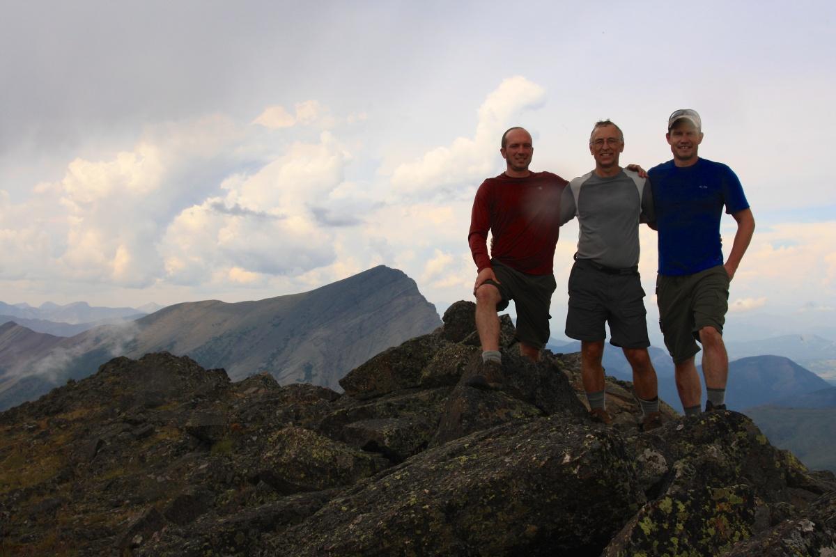 Pincher Ridge, 10 August 2013