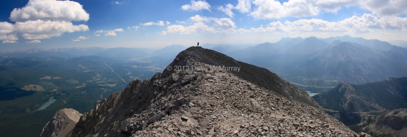 Mount Tecumseh Summit (click for larger image)