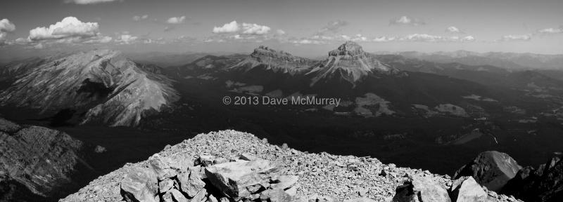 Mount Tecumseh Summit
