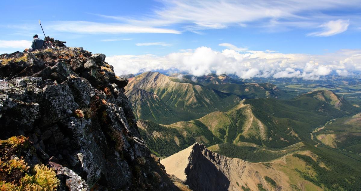 Victoria Peak, 3 August 2013