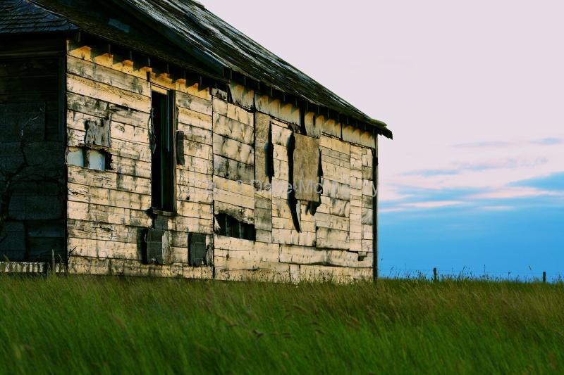 Abandoned Farm - Southern Alberta