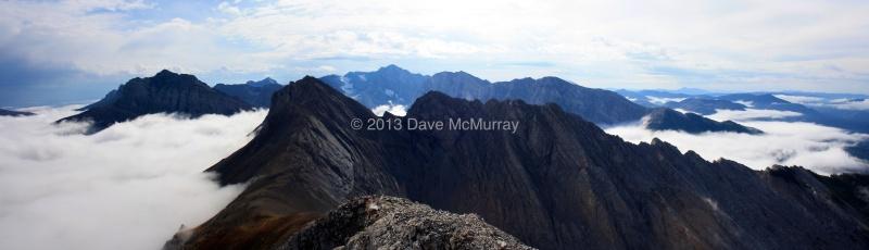 Sentry Mountain Summit