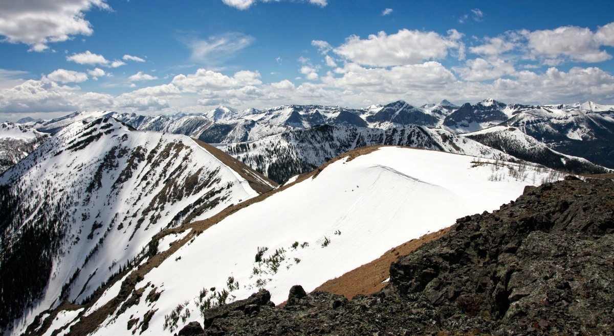 The Whistler Loop Part 1: 'Table Top' 18 May 2014