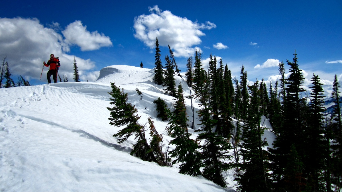 The Whistler Loop Part 3: Whistler Mountain 18 May 2014