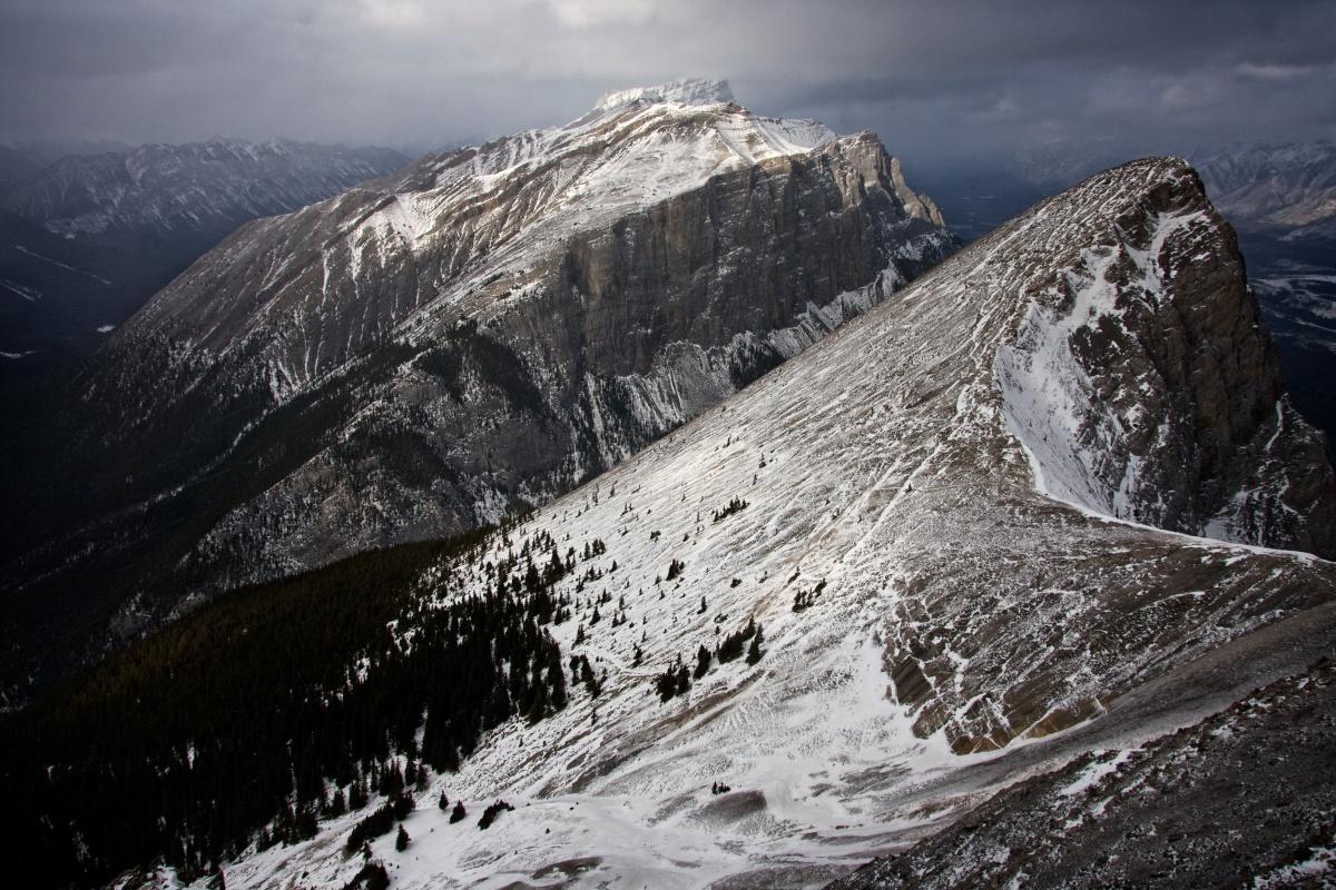 Miners Peak, 21 November 2014