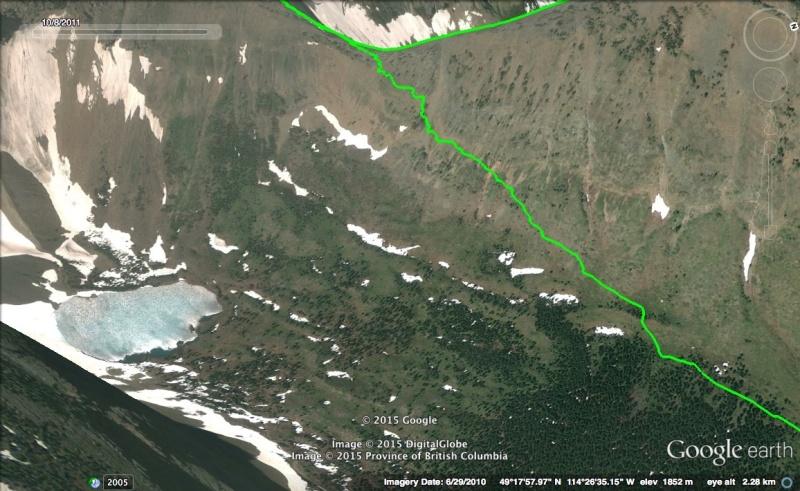 Haig & Gravenstafel Map3