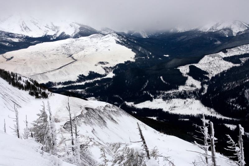 Tent Mountain, 23 January 2016 – peaksandstreams