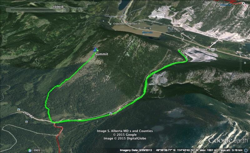 Island Ridge Map 3