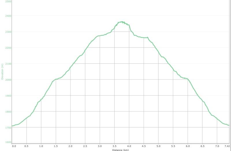Vicary Creek Graph