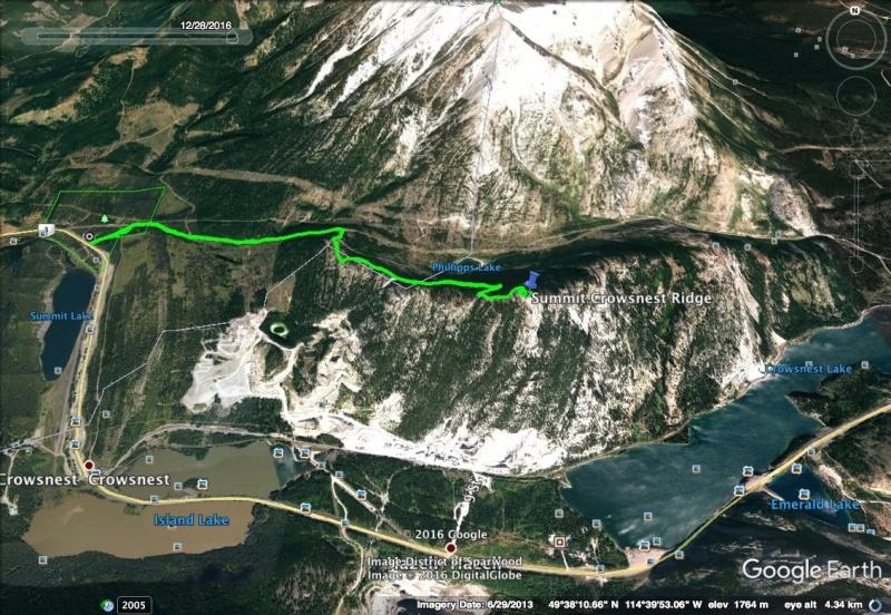 crowsnest-ridge-map1