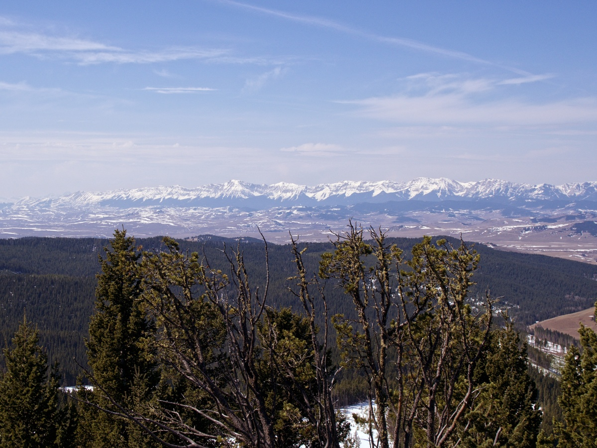 Porcupine Fire Lookout, 28 April 2018